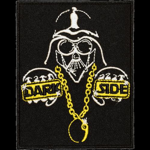 Dark side-haalarimerkki