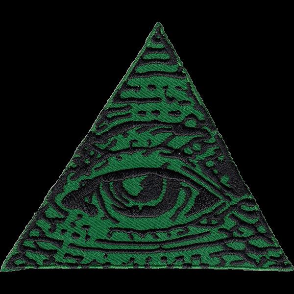 Illuminati - haalarimerkki