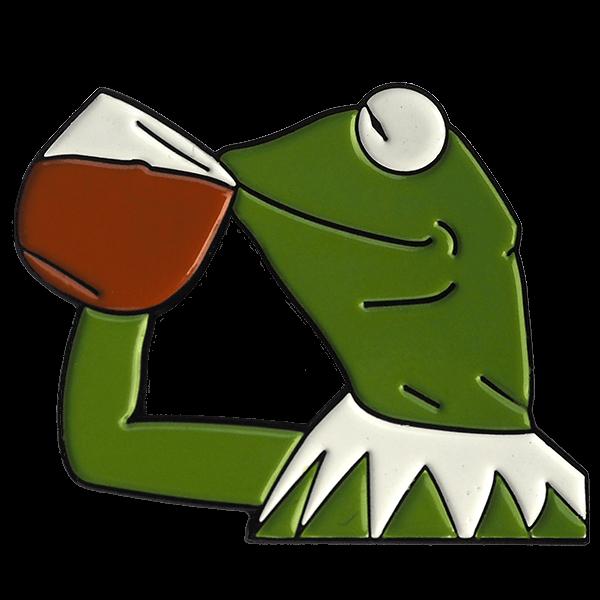 Kermit-Pinssi